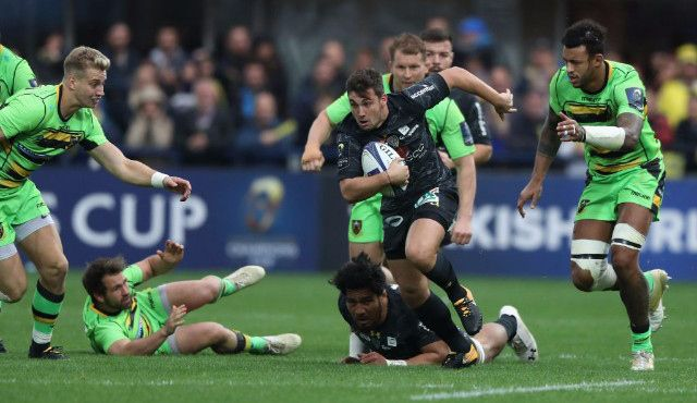 Sintesi: ASM Clermont Auvergne - Northampton Saints
