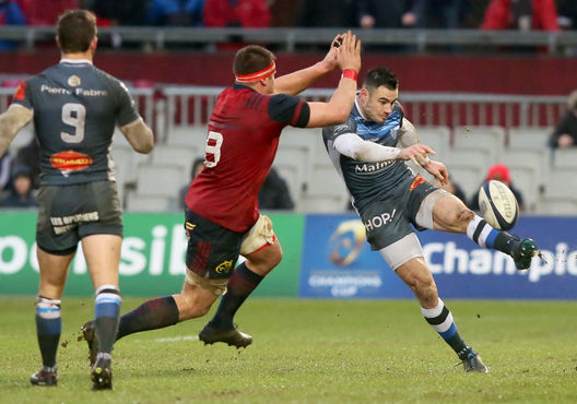 Sintesi: Munster Rugby - Castres Olympique